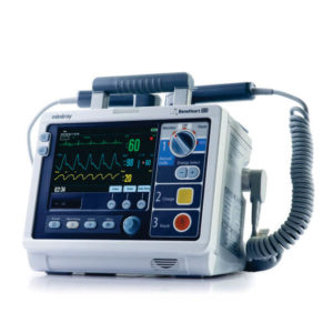 BeneHeart D3 4 300x300 - Cardioversor/ Desfibrilador/ Monitor BeneHeart D3