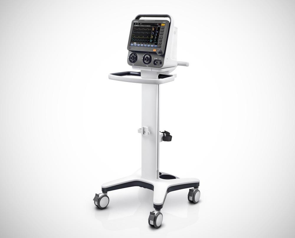 Ventilador Pulmonar SV 300 UTI   Agile Med   Equipamentos e Serviços Hospitalares