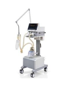 SYNOVENT E3 1 215x300 - Ventilador Pulmonar UTI SynoVent E3