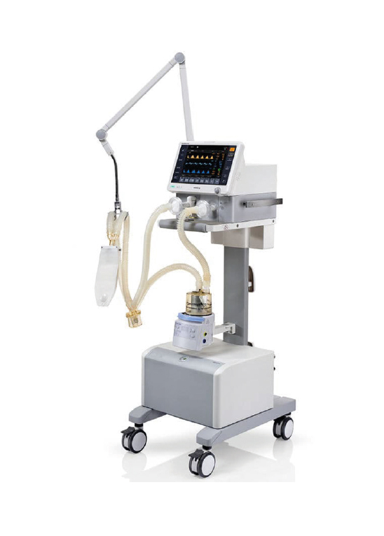 Ventilador Pulmonar Synovent E3 | Agile Med | Equipamentos e Serviços Hospitalares