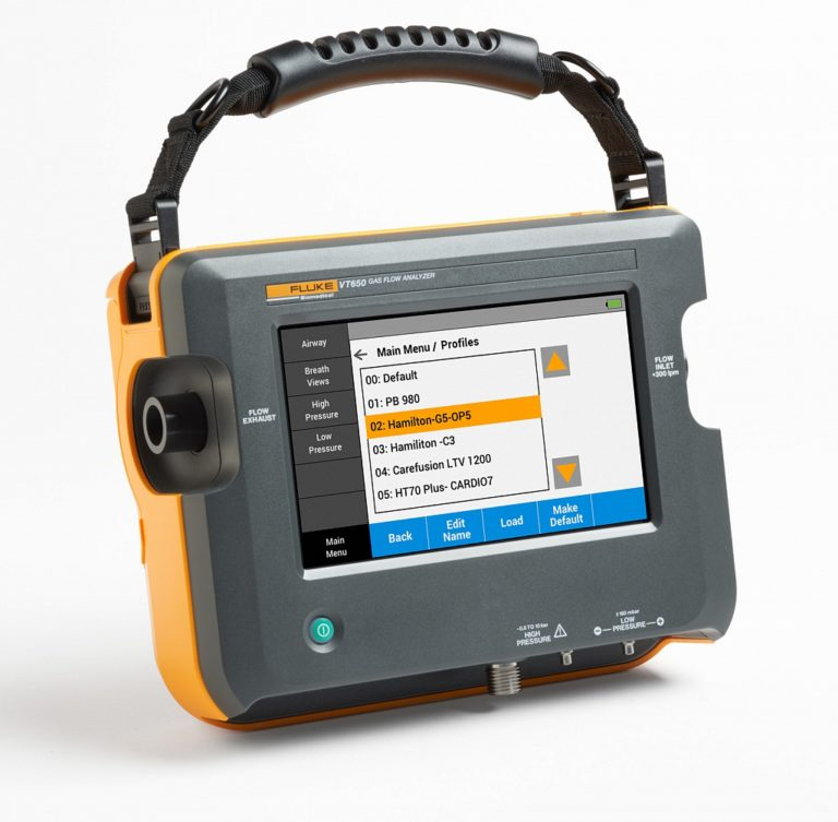VT 650 1 768x753 - Analisador de Fluxo de Gás VT 650