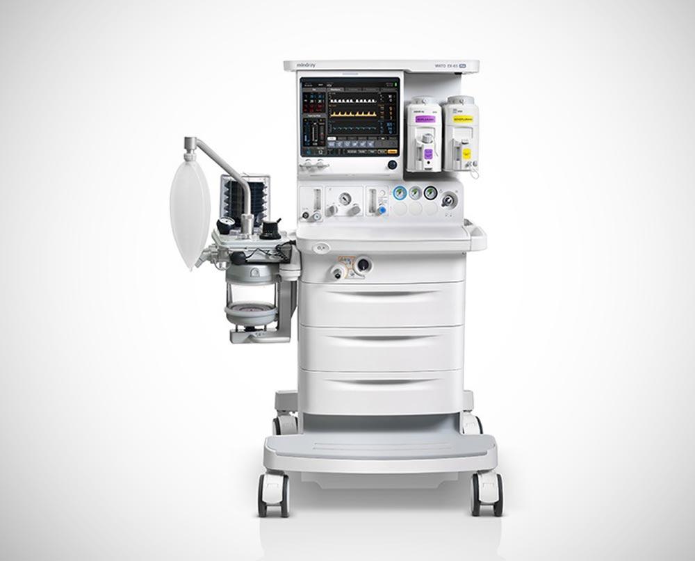 Aparelho de Anestesia WATO EX 65 PRO | Agile Med | Equipamentos e Serviços Hospitalares