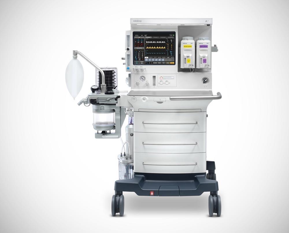 Aparelho de Anestesia WATO EX 35 Mindray | Agile Med Equipamentos e Serviços Hospitalares