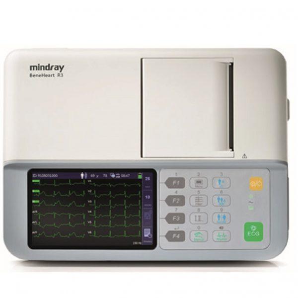 Eletrocardiógrafo BeneHeart R3 | Agile Med | Equipamentos e Serviços Hospitalares