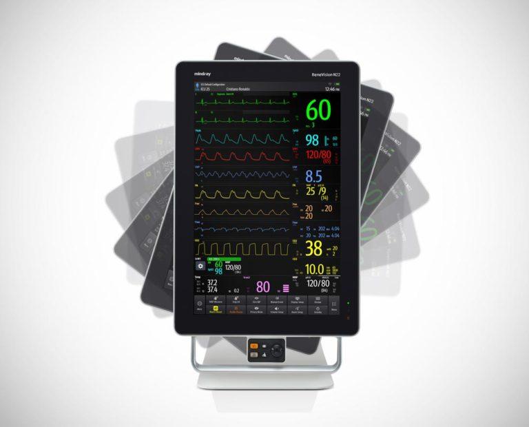 benevision n19 n22 2 768x620 - Monitor de Pacientes BeneVision N19/ N22