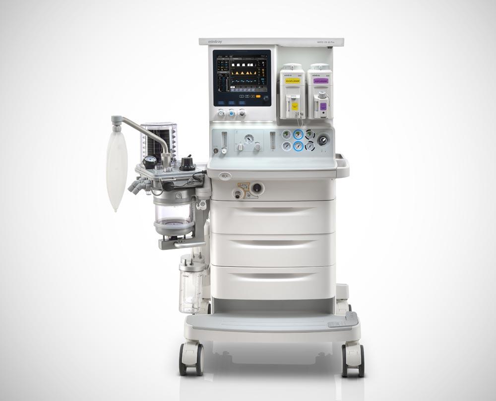 Aparelho de Anestesia WATO EX 65 | Agile Med | Equipamentos e Serviços Hospitalares