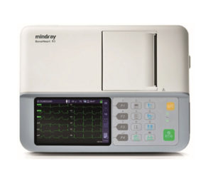 eletrocardiografo mindray beneheart r32 300x240 - Eletrocardiógrafo BeneHeart R3