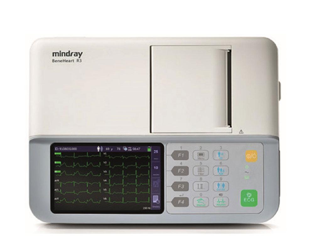Eletrocardiógrafo BeneHeart R3 | Agile Med Equipamentos e Serviços Hospitalares