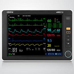 monitor linha umec 2 - Oxímetro de Pulso | Monitores de Pacientes | Central de Monitoração