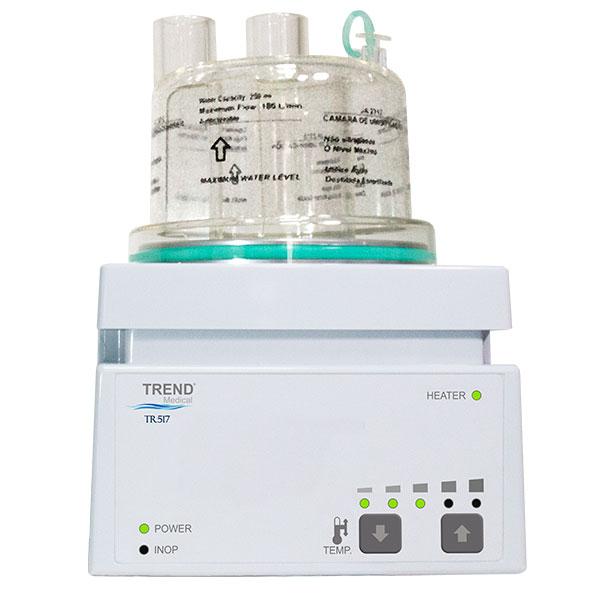 Umidificador Aquecido TR 517 Trend Medical | Agile Med Equipamentos e Serviços Hospitalares