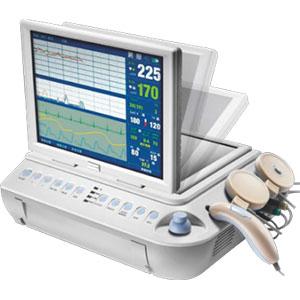 cardiotocografo unicare mars b 300 - Cardiotocógrafos