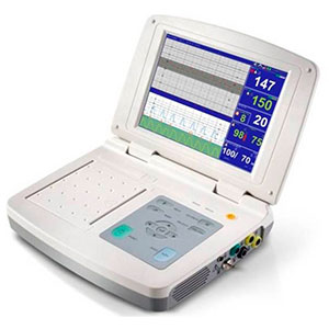Cardiotocógrafo Mars K Unicare | Agile Med Equipamentos e Serviços Hospitalares