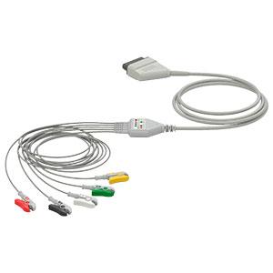 cabos ecg 300 5 - Sensores de Oximetria (SpO2)
