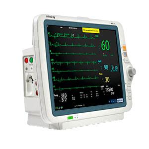 monitor mindray benevision IMEC 15 300 - Oxímetro de Pulso | Monitores de Pacientes | Central de Monitoração