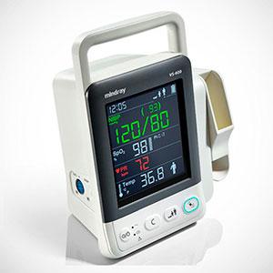 monitor mindray benevision VS 600 300 - Oxímetro de Pulso | Monitores de Pacientes | Central de Monitoração