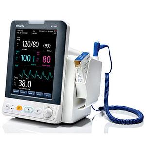 monitor mindray benevision VS 900 300 - Oxímetro de Pulso | Monitores de Pacientes | Central de Monitoração