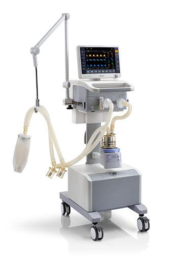 Ventilador Pulmonar Synovent E5 | Agile Med | Equipamentos e Serviços Hospitalares