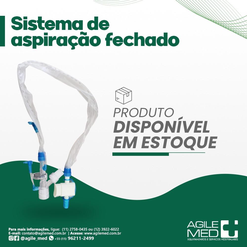 Sistema de Aspiração Fechado | Agile Med Equipamentos e Serviços Hospitalares