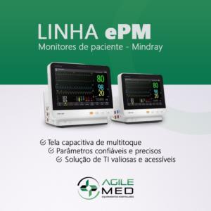 Linha ePM Mindray 300x300 - INÍCIO