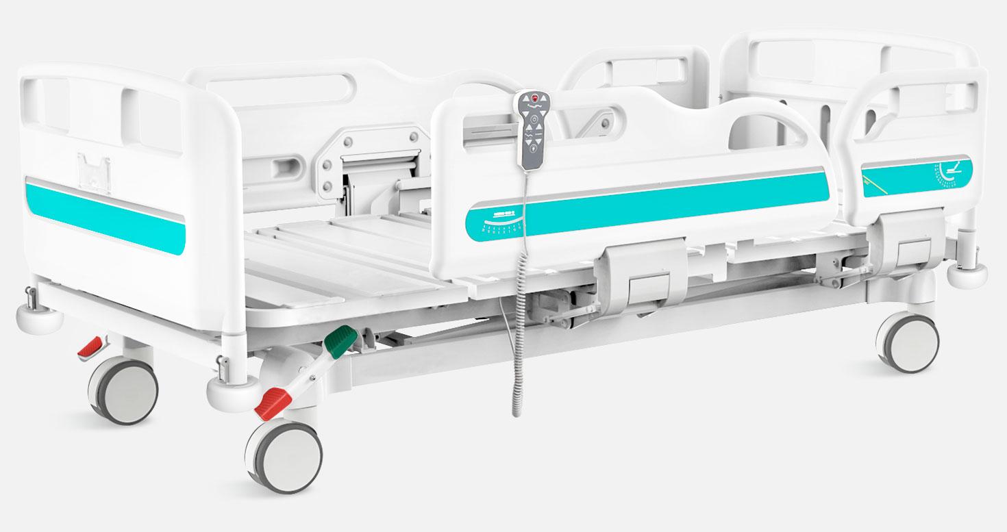 Cama Elétrica Hospitalar Y6y 7Lives | Agile Med Equipamentos e Serviços Hospitalares